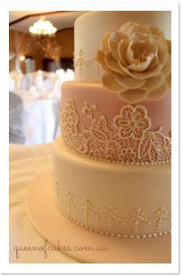 Wedding Cakes Perth