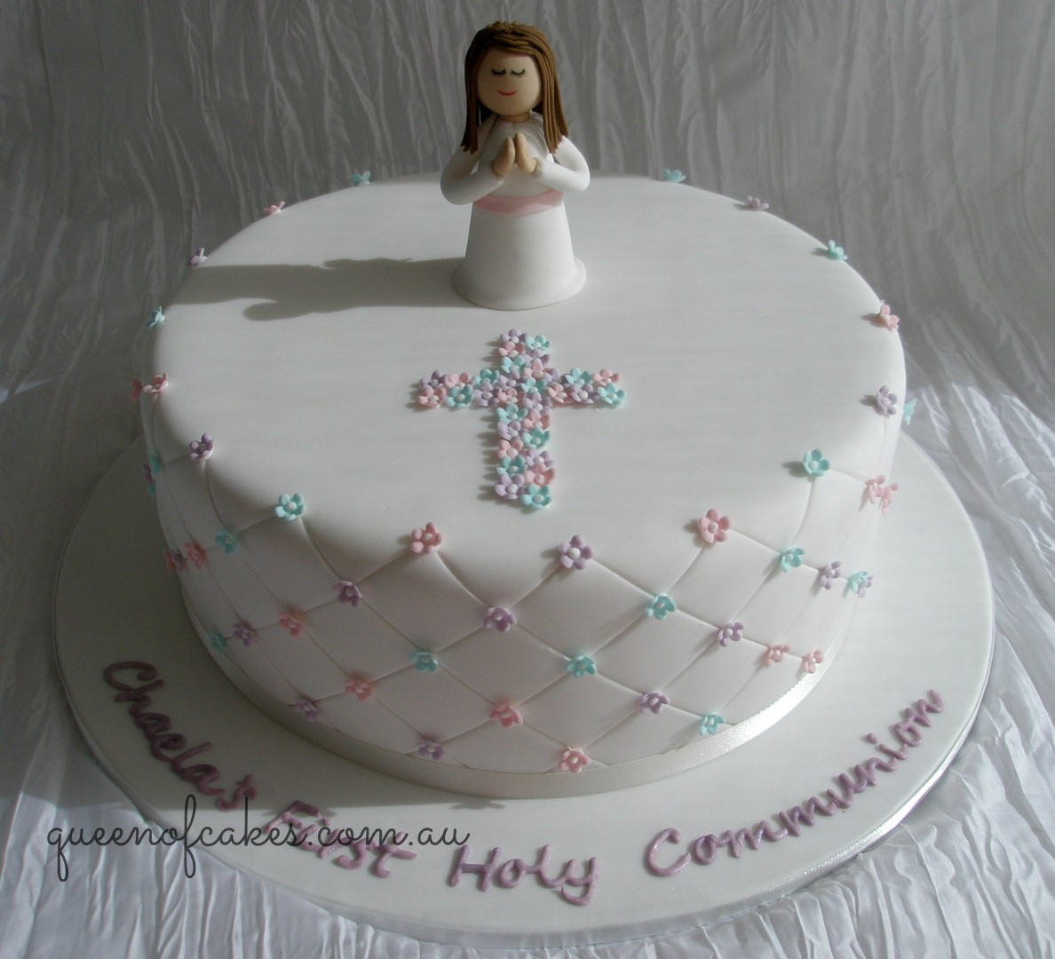 Christmas Cake Design Images