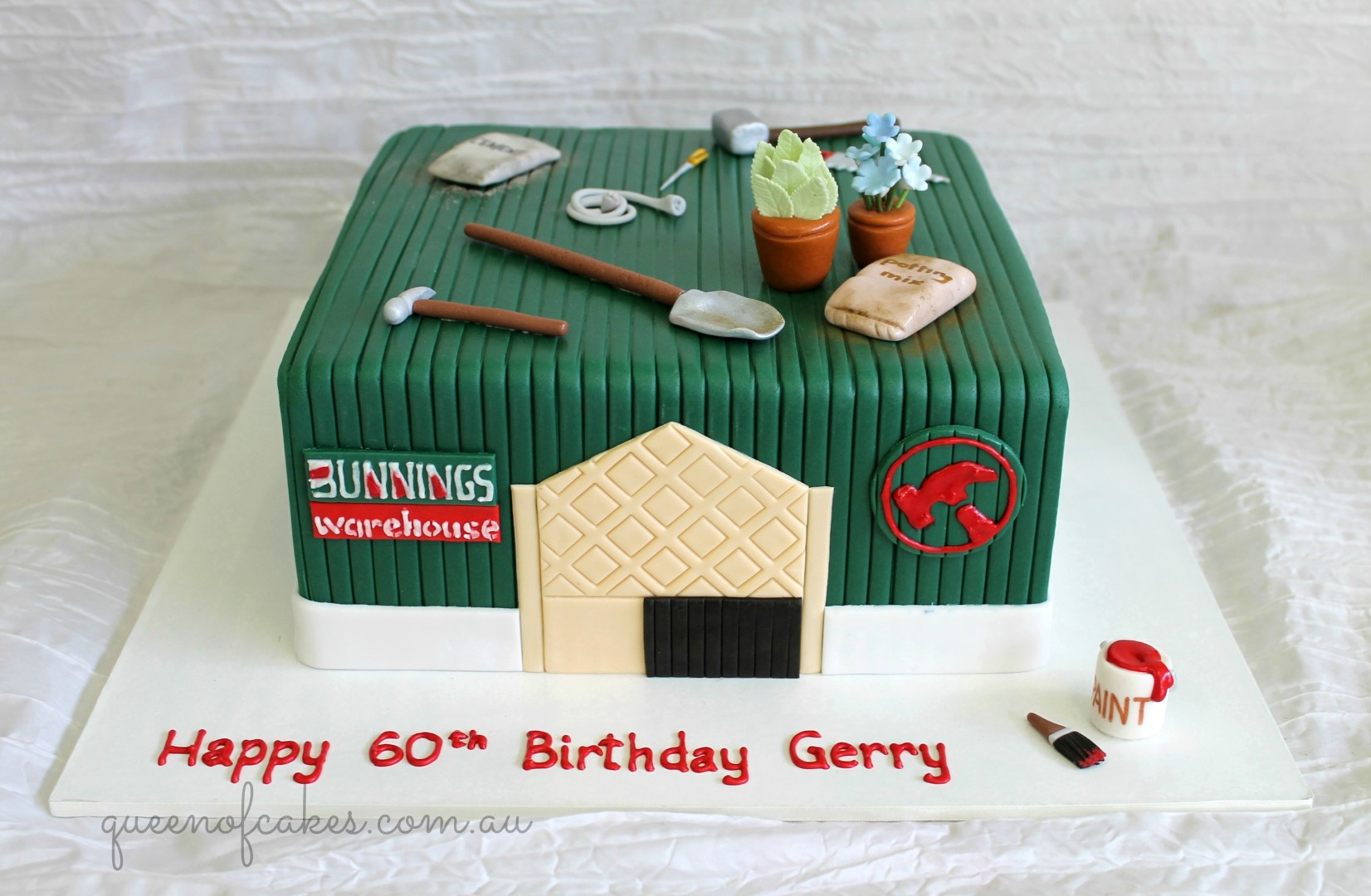 Birthday Cakes 171 Queen Of Cakes